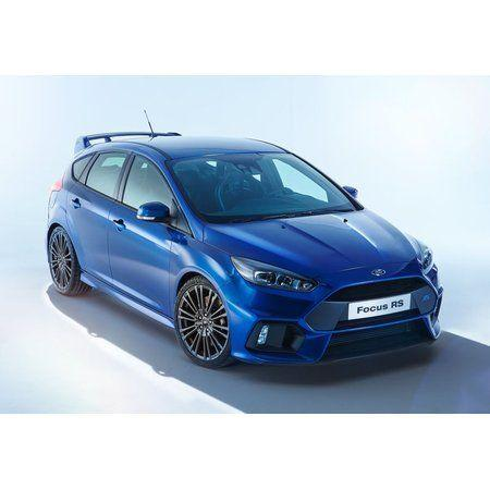Ford Focus RS объехал Golf R (ВИДЕО)